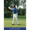 golf swing 3/4 swing position