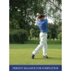 golf swing completion